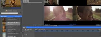 Avid® editing